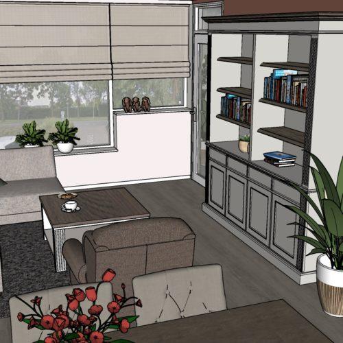 2-kamer Appartement Landelijk 1