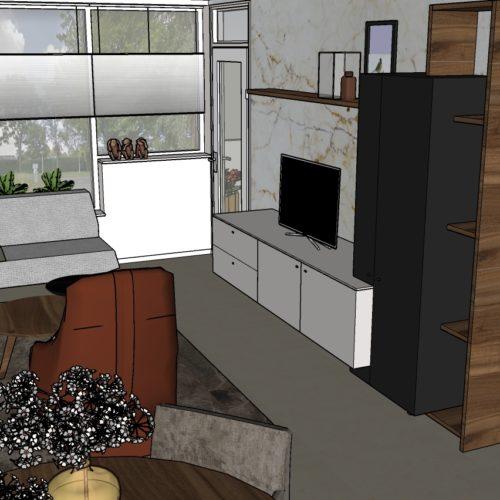 2-kmer Appartement Modern 1