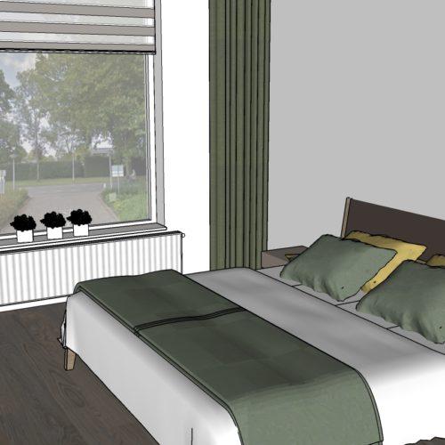 3-kamer Appartement Modern 2